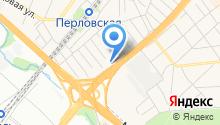Дизель Траст на карте