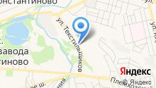 Видновская станция скорой медицинской помощи, ГБУЗ на карте