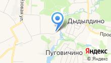 Юридический кабинет Волковой С.С. на карте