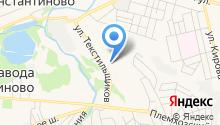 Почтовое отделение №142002 на карте