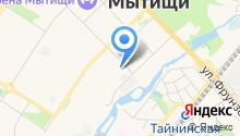 ГАРАНТА на карте