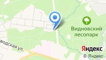 Видновская психиатрическая больница №24 на карте