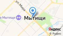 Аурум+А на карте