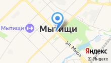 Альянс-МП на карте