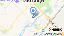 Детский сад №37, Щелкунчик на карте