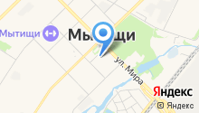 OnlineTur на карте