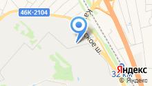 MLP на карте