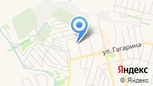 Аэродар-Мед на карте