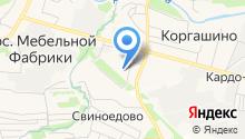 Управление Заказчика на карте