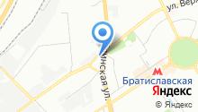 4х4 на карте