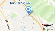 Автомехстрой на карте