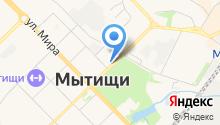Компания по ремонту сотовых телефонов, планшетов и ноутбуков на карте