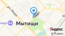 АКБ Банк ГОРОД на карте