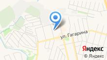 Территориальный отдел на карте