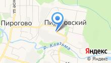 Мировые судьи Мытищинского района на карте