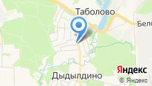 Комерс МОСКВА на карте