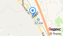 Мультифлекс, ЗАО на карте