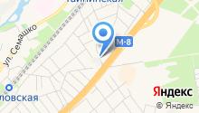 TopService на карте