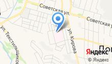 Домодедовская городская организация профсоюза работников здравоохранения на карте