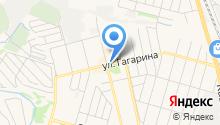Городская салон-парикмахерская на карте