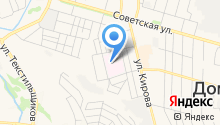 Домодедовская центральная городская больница на карте
