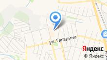Детский сад №7, Муравей на карте