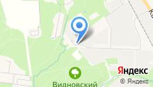 АТАРДО на карте