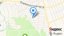 UltraComfort на карте