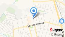 Калипсо, магазин ГИНСА на карте