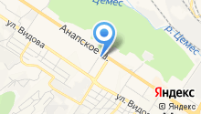 Сити Кар на карте