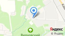 Альмирал на карте