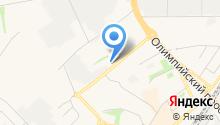 Геркон-Консалт на карте