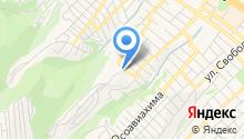 СТО на Кутузовской на карте