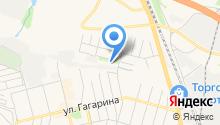 Северный Парк на карте