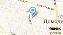 ДЭМ Интернет на карте
