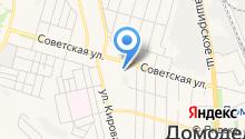 Отдел надзорной деятельности по Домодедовскому району на карте