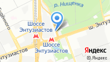 4 Крестика на карте