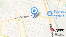 М-Займ на карте
