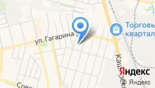АСНА на карте