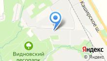 Мегапак на карте