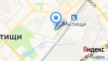 Жилищное эксплуатационное учреждение Мытищинского муниципального района, МБУ на карте