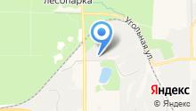 АРМ-СЕРВИС на карте