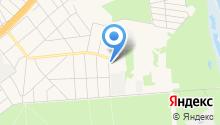 Автодружба на карте