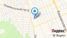 Клиника доктора Литвинова на карте