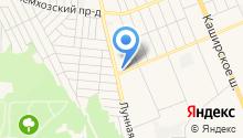 Подпитка на карте