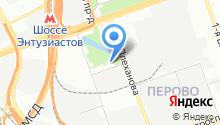 """""""компания """"сиарес"""" на карте"""