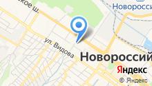Адвокатские кабинеты Величко П.И., Свечниковой Л.В. и Толстопятов В.Н. на карте