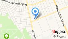 Аптека на Лунной на карте
