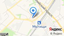 O`Sofi на карте
