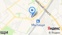 Minx на карте